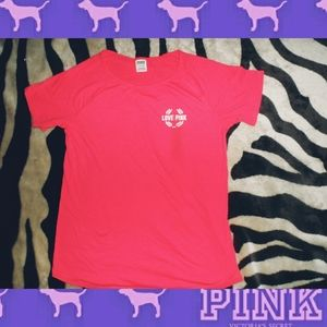Victorias Secret LOVE  PINK T-Shirt